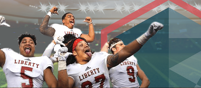 Proud Sponsor of Liberty High School Patriots