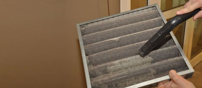 How do I change my HVAC filters