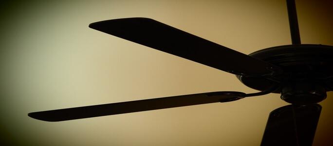 Are Outdoor Ceiling Fans Covered with a Home Warranty