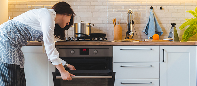 Ranges, Cooktops & Ovens Home Warranty